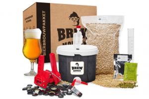 Brew Monkey bierbrouwpakket | Brew Monkey starterspakket compleet