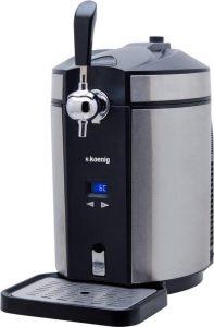 Beste biertaps voor thuis | H.Koenig Biertap 5 liter