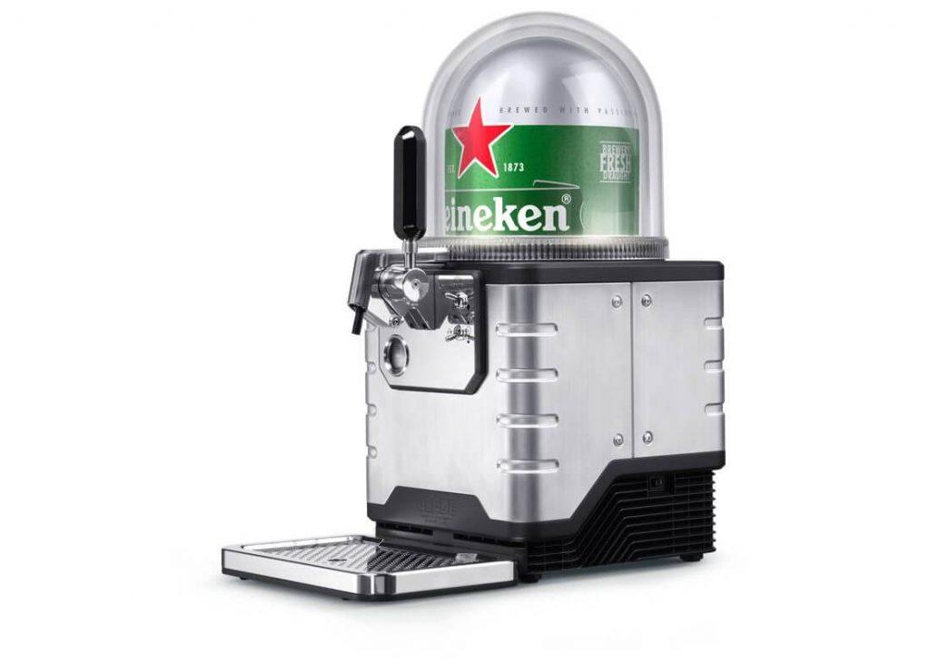 Top 7 beste biertaps voor thuis in 2021| Heineken Blade Thuistap