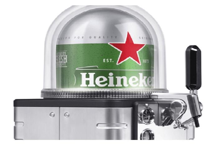 Heineken Blade Fusten