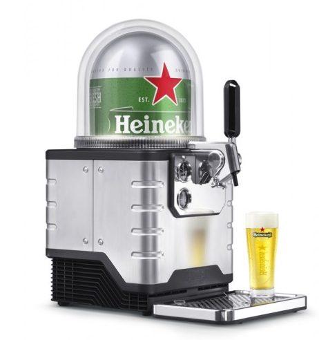 Beste biertaps voor thuis | Heineken Blade Thuistap 2021