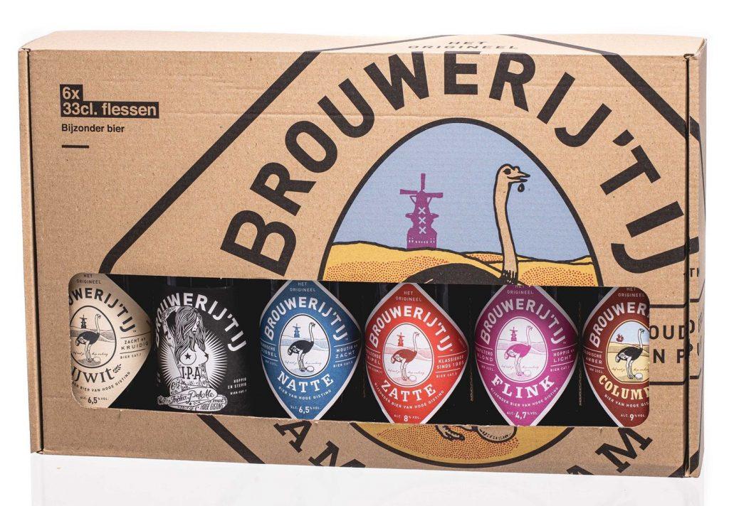 Brouwerij 't IJ bierpakket | 6 bieren van brouwerij t' IJ
