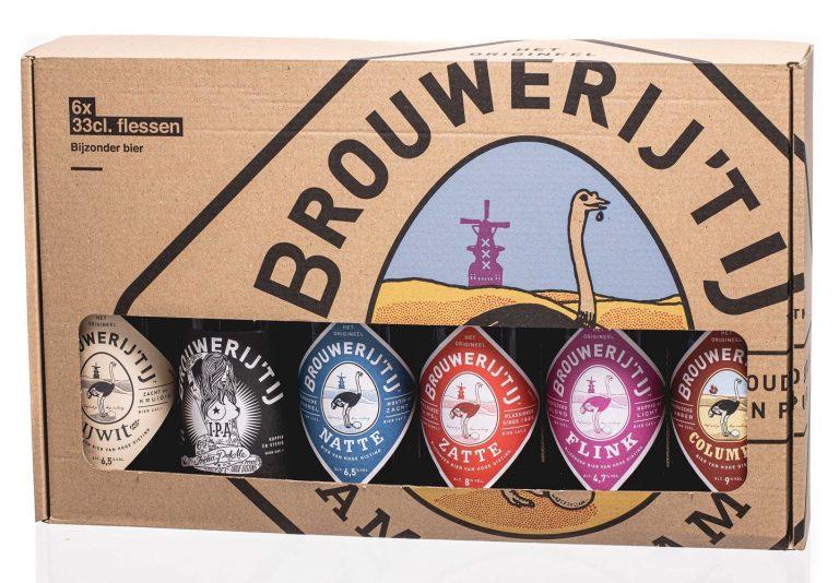 Brouwerij 't IJ Bierpakket Review | De 6 verschillende bieren en hun ratings