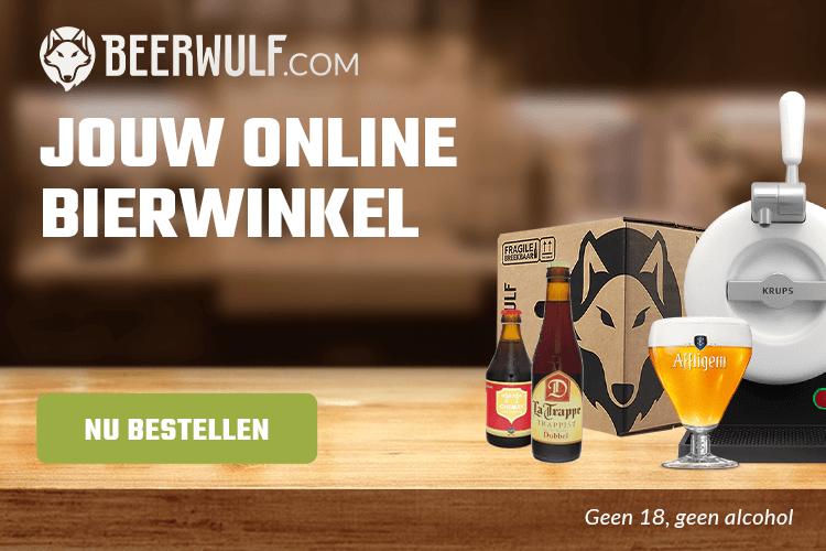 Beerwulf bierpakket