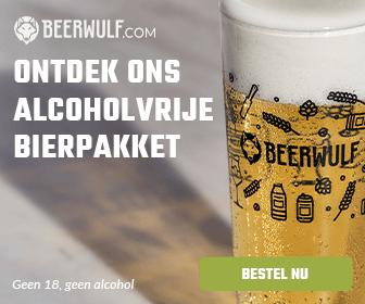 Beerwulf alcoholvrijbier
