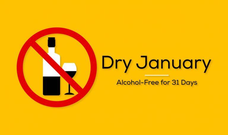 10 Tips om Dry January 2021 vol te houden!