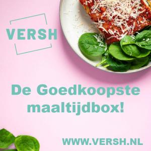 Versh | De goedkoopste maaltijdbox