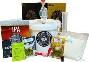 Bierbrouwpakket simpel