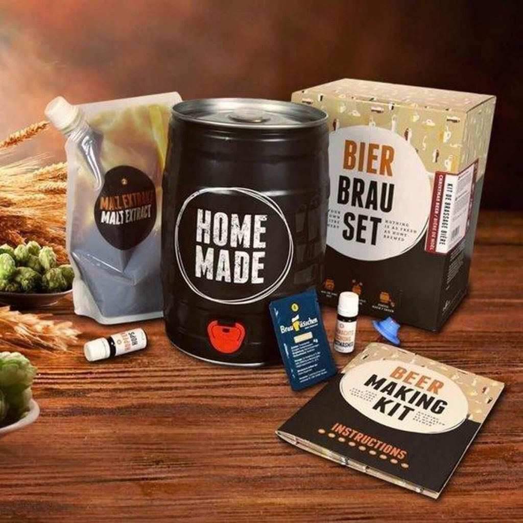 Brew barrel review bierbrouwpakket