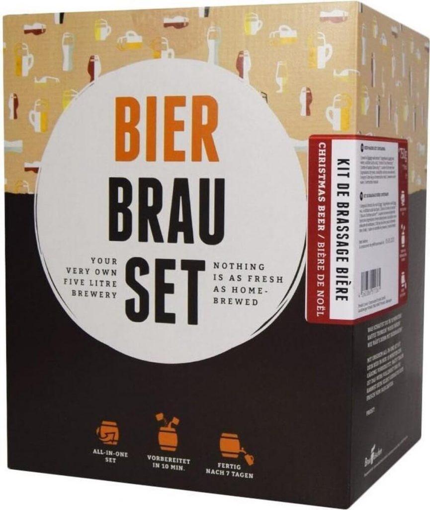 Brew Barrel bierbrouwpakket review  | doos