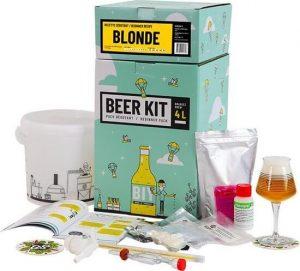 Hopt bierbrouwpakket blond