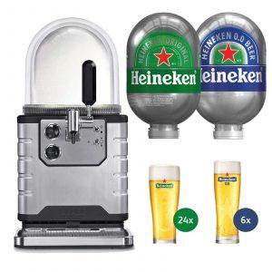 Waar is de Heineken BLADE te koop? | Heineken BLADE combipakket