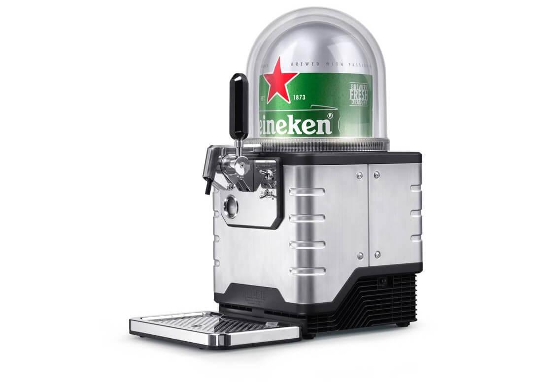 Top 7 beste biertaps voor thuis in 2021 - Heineken Blade