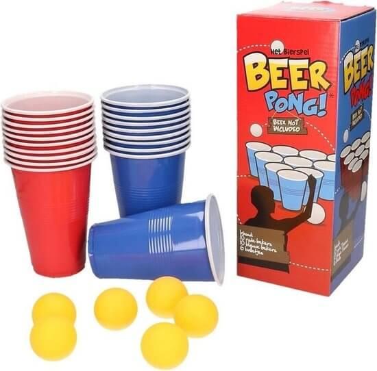 Beerpong - leukste bierspellen