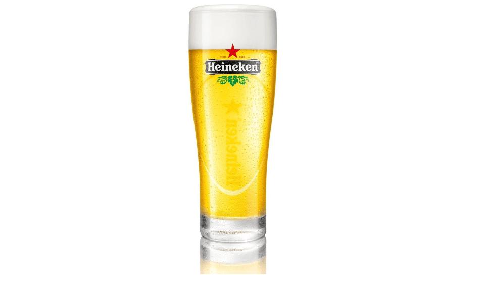 Heineken bierglazen elipse 25cl - 24 stuks