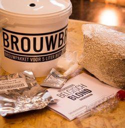 Brouwbroeders bierbrouwpakket review  Starterspakket blond